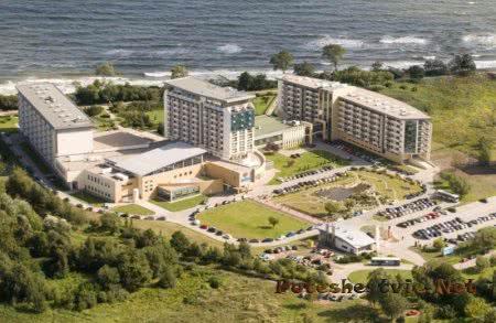 Отдых на балтийском польском курорте Колобжег