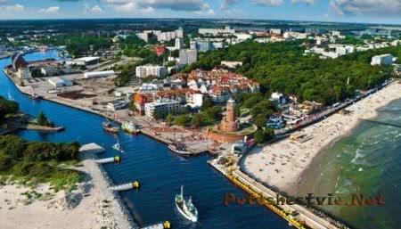 Колобжег - курорт Польши