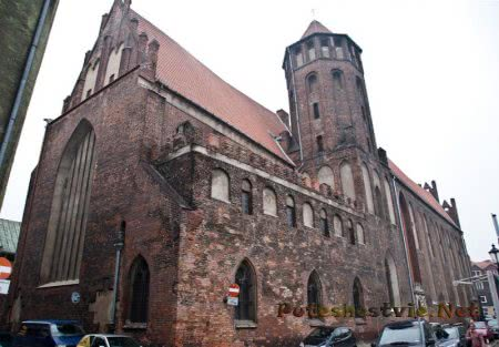 Доминиканский костел Святого Николая