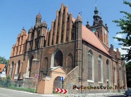 Костел Святой Катаржины