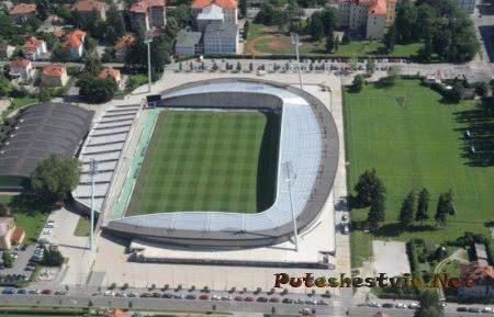 Футбольный стадион Людски врт
