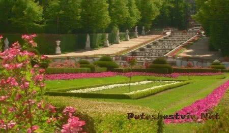 Сады Королевского дворца Ла-Гранха-де-Сан-Ильдефонсо