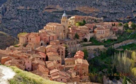 Альбаррасин – красивый город в Арагоне