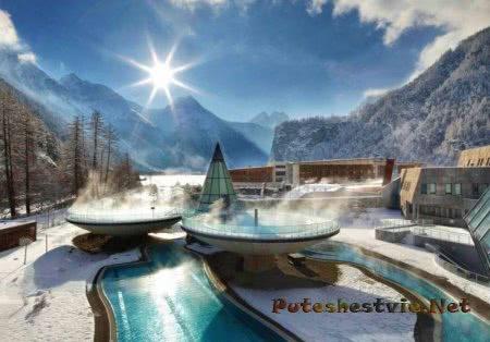 Термальный курорт Ялова