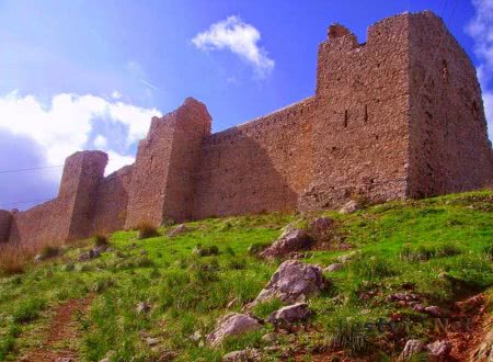 Замок Кастеллачио