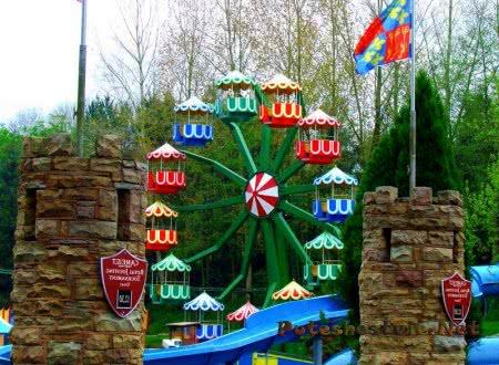 Тематический парк Камелот