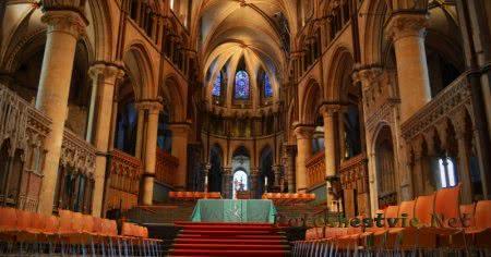 Кентерберийский собор Англии