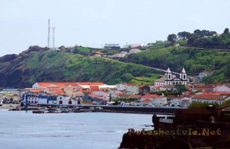Остров Пику на Азорах