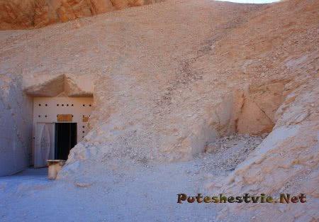 Гробница царицы Тити