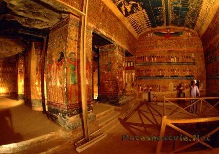 Гробница фараона Сети I