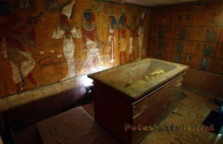 Гробница царевича Аменхихопешефа