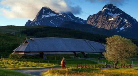 Музей викингов Лофотр