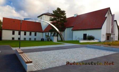 Музей кораблей викингов - Норвегия