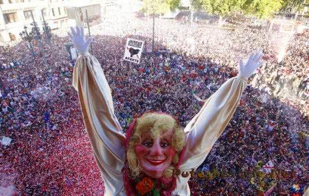Праздник Большая неделя Бильбао