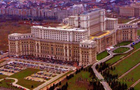 Королевский дворец Бухареста