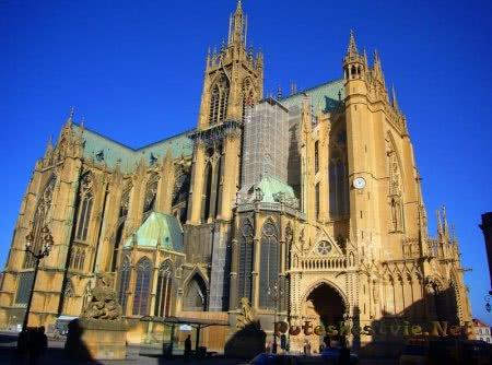 Кафедральный собор Сен-Этьен