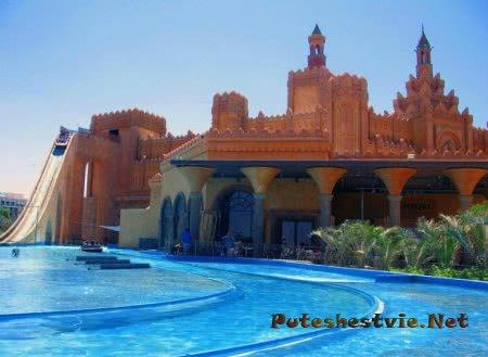 Парк развлечений «Город Царей» в Израиле