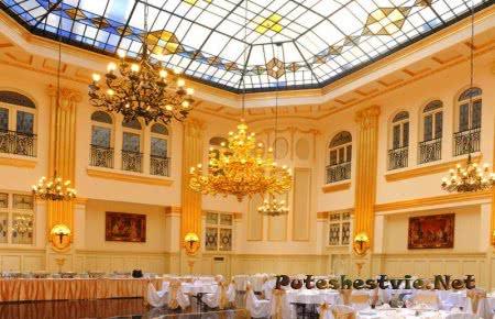 Лучшие отели Венгрии