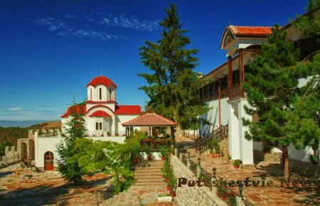 Кукленский монастырь Святых Косьмы и Дамиана