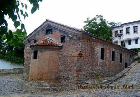Дервишский монастырь Мевлеви Хане