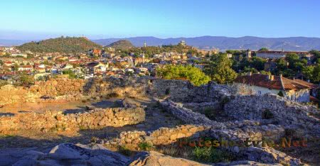 Археологический комплекс Небет тепе