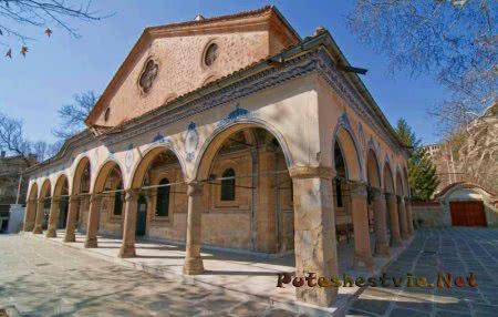 Церковь Святой Марины
