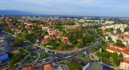 Архитектурно-исторический заповедник Старый Пловдив