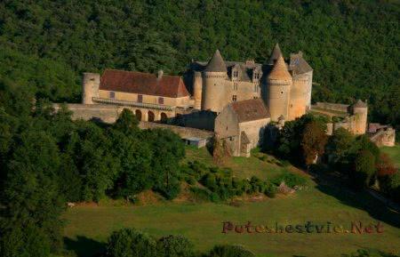 Замок Фенелон