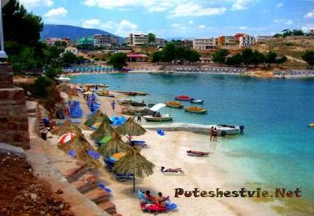 Отдых на курорте Ксамиль в Албании