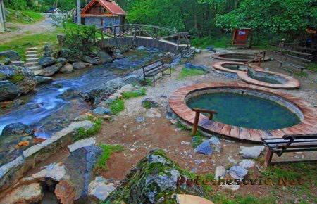 Термальный курорт Луковска Баня