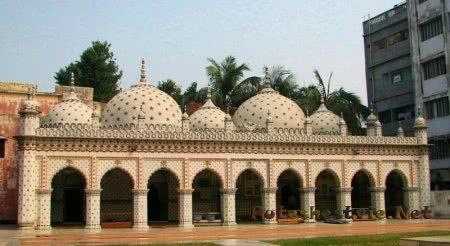 Мечеть Звезды в Бангладеш