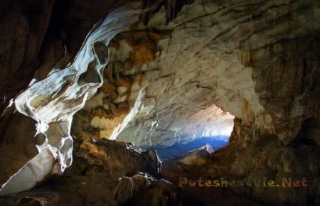 Кониспольские пещеры