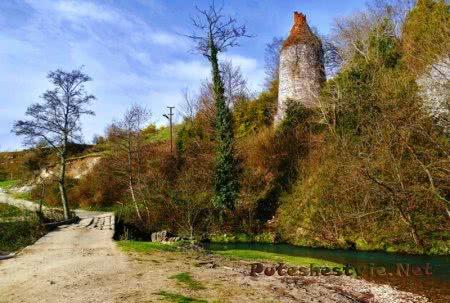 Село Цквара