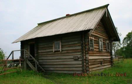 Дом крестьянина Щепина