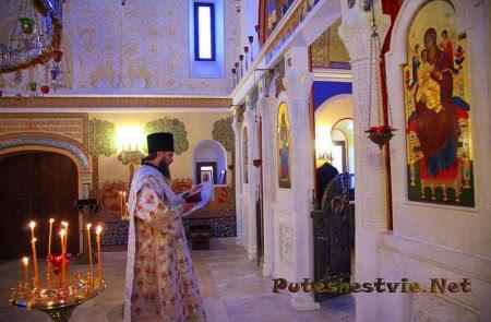 Храм святых мучениц Веры, Надежды, Любви и матери их Софии