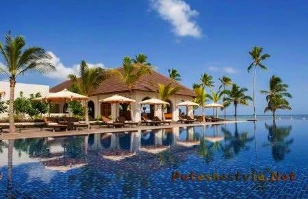 Отели острова Занзибар