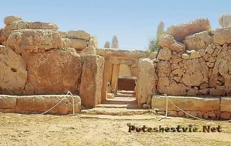 Мегалитические храмы Мнайдра