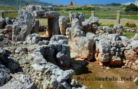 Мегалитические храмы Мджарр