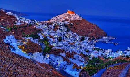 Античный город Астипалея