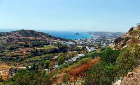 Греческая деревня Антимахия