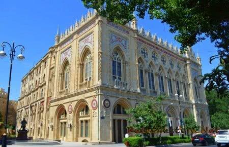 Дворец Исмаилия