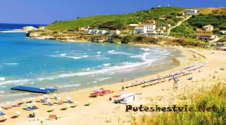 Курорт Агиос Стефанос