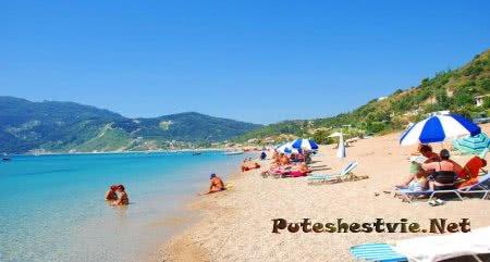 Курорт Агиос Георгиос