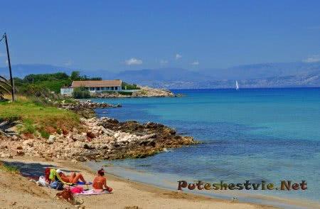Курорт Агиос Спиридон