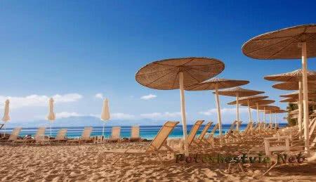 Курорт Афитос