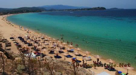 Курорт Ормос Панагиас