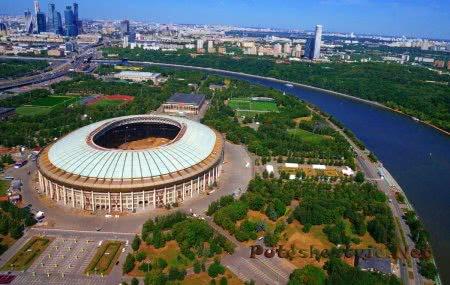 Стадион Лужники