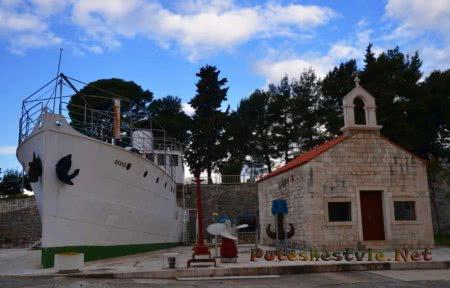 Хорватский морской музей