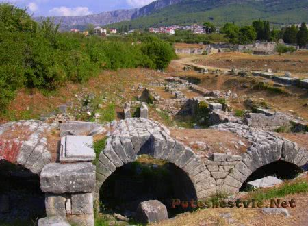 Акведук Диоклетиана