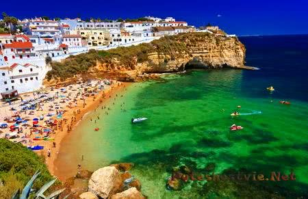 Курорты Португалии